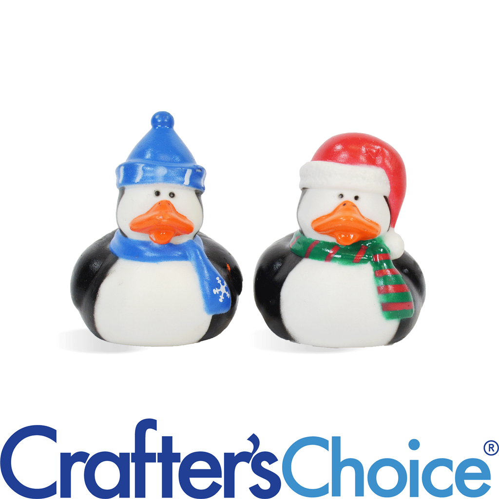 Toys For Winter : Crafters choice™ winter penguin duck toys wholesale